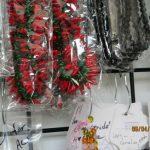 image of chili pepper glass lampwork beads