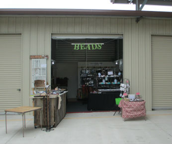 Front View of Bead and Jewelry Store at #1057 TV-San Antonio