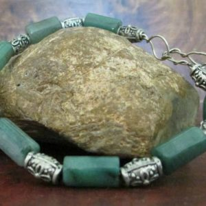 Aventurine Single wire Bracelet
