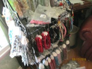 another view of new shipment of beads and charms